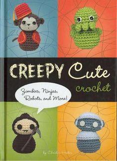 creepy cute crochet, Free book
