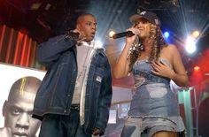 Pin for Later: Jay Z und Beyoncés 15 heißeste Momente auf der Bühne 15. MTV's TRL, November 2002