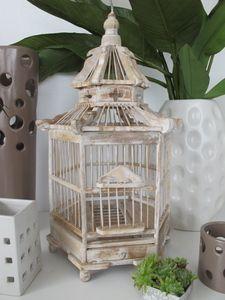 Love this birdcage decor