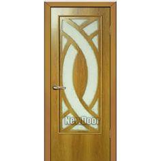 Двери межкомнатные МДФ Ньюдор №90