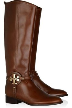 Tory Burch boots - if only these didn't cost $500...