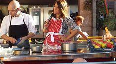 """Le Mele La Trentina nella mistery box di """"Chef in strada 2013"""" - Vini e Sapori - 24 settembre 2013"""