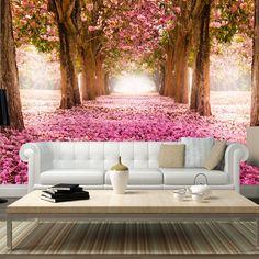 Wallpaper #art #design #flower #nature #pink