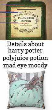 Details über harry potter polyjuice trank mad eye moody weihnachtsbaum handgemachte verzierung 2#kitchengarden #gardenflowers #gardensbythebay #homedesign #bedroomdesign #interiordesigner #furnituredesign #designideas #designinspiration #designlovers #designersaree #designsponge #designersarees #designbuild #designersuits Home Design, Harry Potter, Designer, Parenting, Inspiration, Cards, Embellishments, Holiday Tree, Biblical Inspiration