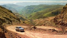 RR Sport to Africa's highest pub - BBC Top Gear