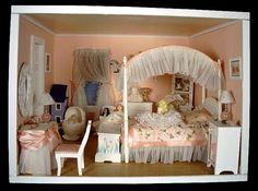 Room Box Number 12 - Bedroom