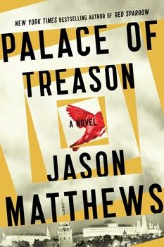 Palace of Treason By Jason Matthews for tilted squares