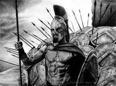 The new 300 movie comes out this weekend. I must hit the gym and the go watch it! Guerrero Tattoo, Tattoo Guerreiro, Gladiator Tattoo, Gladiator Armor, Greek God Tattoo, 300 Movie, Spartan Tattoo, Knight Tattoo, Rome Antique