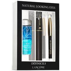 Lancome Natural Looking Eyes: Definicils Christmas Gift Set