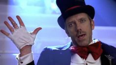 """Name: Get Happy • Performers: Hugh Laurie and Lisa Edelstein • Producer: House M.D. (FOX) — """"Get Happy"""", Vimeo (Retrieved: 7 July, 2012)"""