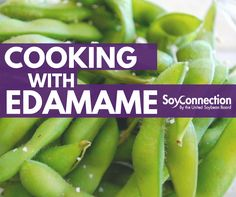 How do you like to incorporate #edamame into your favorite recipes? @SoyConnection