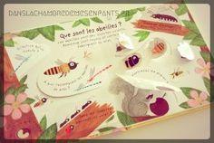 Livres jeunesse - Mes premières questions - Pourquoi a-t-on besoin des abeilles - Editions Usborne