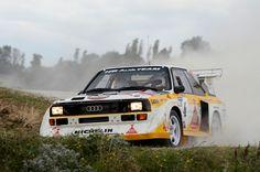 Rally Legend Audi quattro
