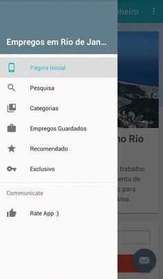 Empregos em Rio de Janeiro Android App