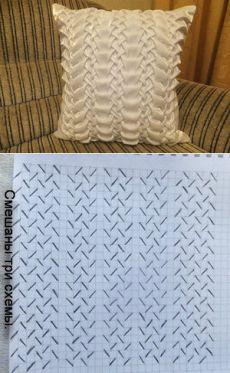 Схемы и подушки - Подушки декоративные продажа и на заказ