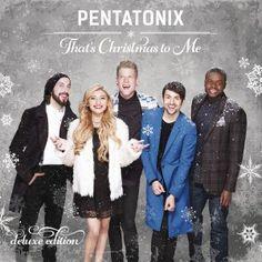Le groupe américain, Pentatonix, un groupe qui chante a cappella, propose une nouvelle édition dite Deluxe de leur dernier album, That's Christmas To Me, un album dédié à Noël comme les américains adorent. Ce disque est sorti en 2014. La réédition contient...