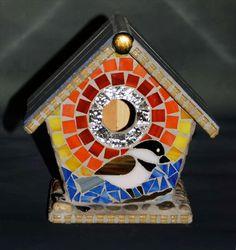 Chickadee Birdhouse