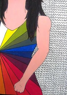 ARTISUN: OH YEAH!! I'm back in business - Color Theory - Student Art