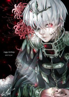 The one eyed king Kaneki Ken ❤️🖤💔 Manga Anime, Manga Art, Anime Guys, Anime Art, Kaneki Ken Tokyo Ghoul, Tokyo Ghoul Fan Art, Tokyo Ghoul Wallpapers, Anime Lindo, Cosplay Anime