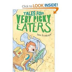 @Meatheadsburger #meatheadsread Tales for Very Picky Eaters
