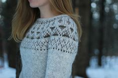Ravelry: Sing Winter pattern by Alicia Plummer