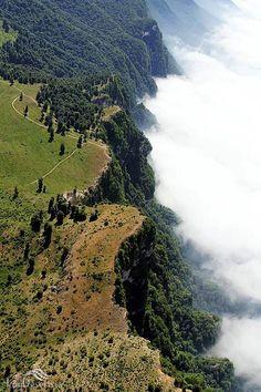 Jahan-Nama protected area, Kordkouy, Golestan province, Iran (Persian: منطقه حفاظت شده جهان نما، کردکوی، استان گلستان) #irantravelingcenter #mustseeiran #iranvisa