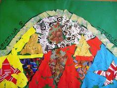 Plastiquem: artista Gaudí Antoni Gaudi, Barcelona Spain, Tree Skirts, Christmas Tree, Holiday Decor, Home Decor, Art, Artists, Teal Christmas Tree