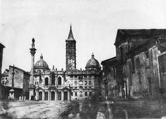 Basilica di Santa Maria Maggiore, 1853