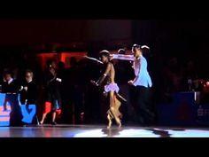 Goldstadtpokal 2013 - World Open Latin - Solo Samba - Giovanni Pernice & Erika Attisano - YouTube