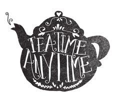 tea time illustration - Google zoeken