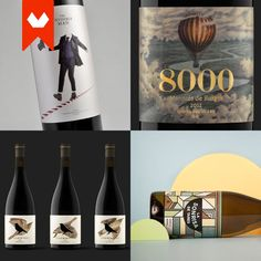 En lo más fffres.co: 15 vinos que comprarías por el diseño de su etiqueta: Todos hemos estado ahí, te invitan a una cena y por no aparecer…