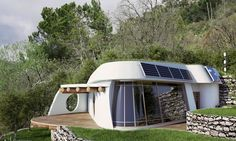 Lifehaus, started by architect Nizar Haddad, is developing energy neutral, self-sufficient homes that can produce their own food and clean power.