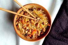 Recepty Archives - Stránka 2 z 33 - Fitshaker Japchae, Healthy Recipes, Healthy Food, Tableware, Ethnic Recipes, Kitchen, Vietnam, Blog, Fitness