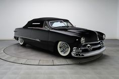 coldheartsandhotnights:    51 Ford Deluxe