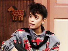 CRAZY sweaters: | Community Post: 23 Looks That Only Denise Huxtable Can Pull Off
