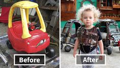 """Dad Turns Kids' Toy Cars Into Badass """"Mad Max"""" Vehicles : Fury Road Vehicles"""