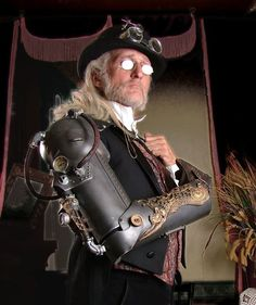 Mr. Steampunk