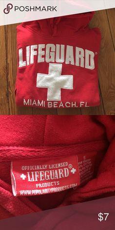 Lifeguard Miami Beach Florida sweatshirt Lifeguard Miami Beach Florida sweatshirt hoodie lifeguard  Tops Sweatshirts & Hoodies