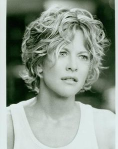 Meg Ryan and her lovely short haircuts