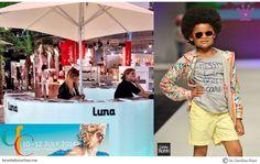 ♥ Expositores, Backstage y los desfiles de CHILDREN'S FASHION COLOGNE…