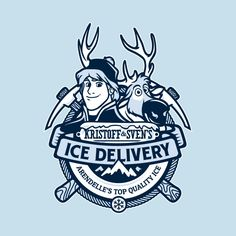 Shop Kristoff and Sven frozen t-shirts designed by shoden as well as other frozen merchandise at TeePublic. Disney Love, Disney Magic, Disney Art, Disney Stuff, Sven Frozen, Disney Frozen, Disney And Dreamworks, Disney Pixar, Disney Scrapbook