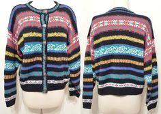 Snowflake Cardi - on sale!  ... @BibbysRocket #BibbysRocket @etsy #etsy #vintage80sSweater