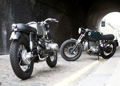 untitled motorcycles. Custom built motorcycles. Camden, London