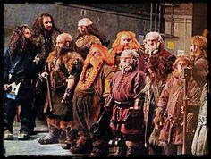 Mini dwarves!