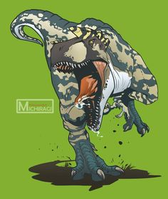 Albertosaurus (Jurassic World Evolution) by Michiragi on DeviantArt Jurassic Park 1993, Jurassic Park World, Godzilla, Dinosaur Art, Dinosaur Drawing, Jurassic World Dinosaurs, Prehistoric Creatures, Prehistoric Dinosaurs, Jurassic World Fallen Kingdom