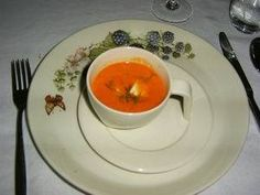 Rode Paprikasoep Met Feta En Dille recept | Smulweb.nl