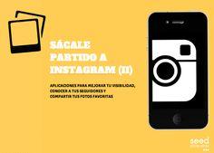 Aplicaciones para Instagram #instagram #redessociales