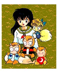 Manga Inuyasha cápitulo 238 página Inu-Yasha-v24-c238-168_165035.jpg