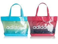 Adidas Neo Women s Shoulder Bag Pink/ Light Blue Design bag fashion New 2 colors