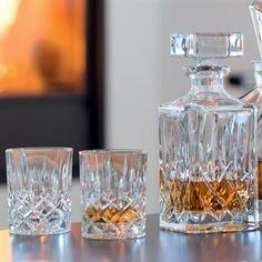 Show details for Nachtmann Noblesse Spirit / Whisky Tumbler & Decanter Set